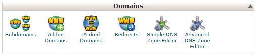 cPanel domain www redirects icon.jpg
