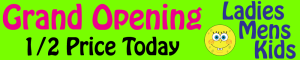 Grand Opening Advertising Banner