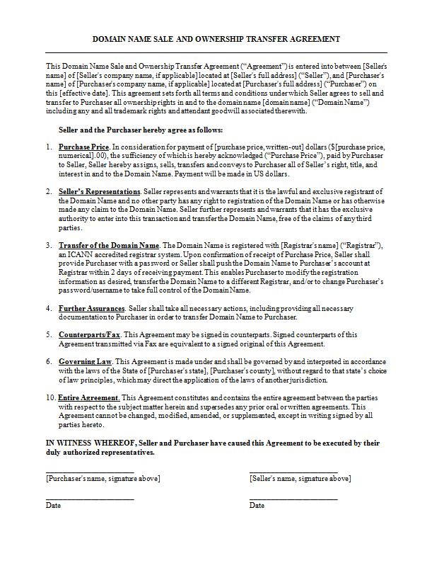 Transfer Agreement Material Transfer Agreement Epa Gov Transfer