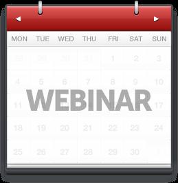 Webinar Calendar Graphic