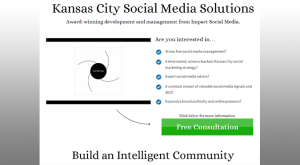 Kansas City Social Media by Impact Social Media