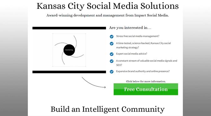 Kansas City Social Media by Impact Social Media