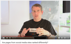 Does Social Media Help SEO