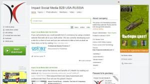 Odnoklassniki Impact Social Media Group