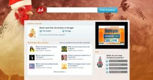 Ask.com Screen Shot