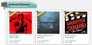 Datpiff Mix Tape Featured