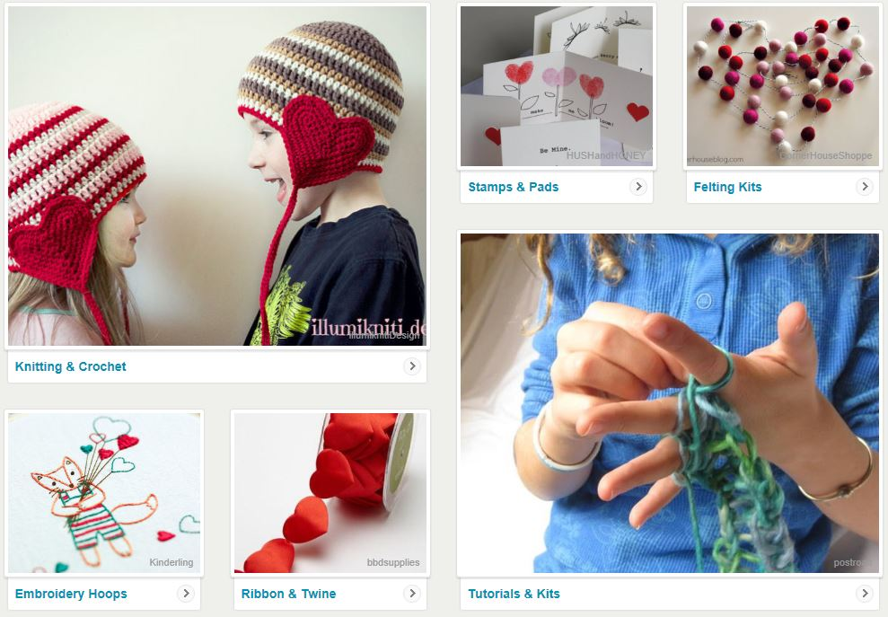 Etsy Stores