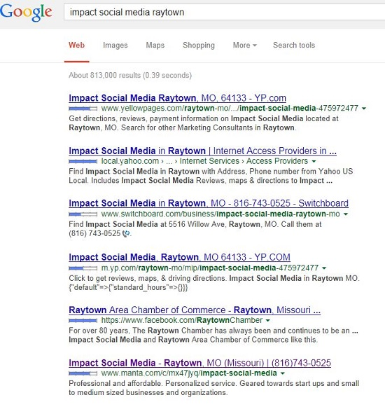 Manta Google Local Marketing