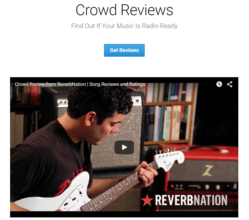 Music Reviews On Reverbnation
