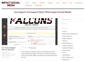 Our WordPress Com Blog