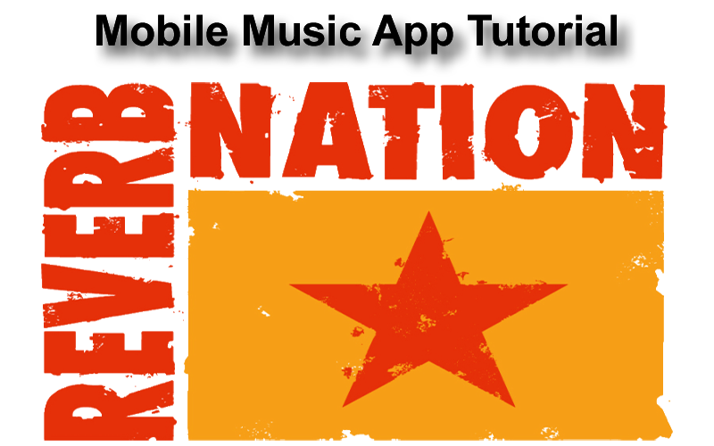 Reverb Nation Mobile Music App