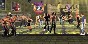 Second Life Dancing Club