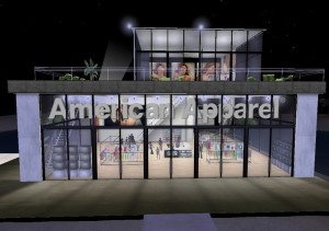 Stores And Businesses In Second Life