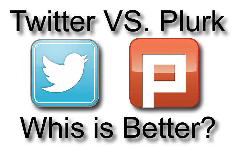 Twitter VS Plurk
