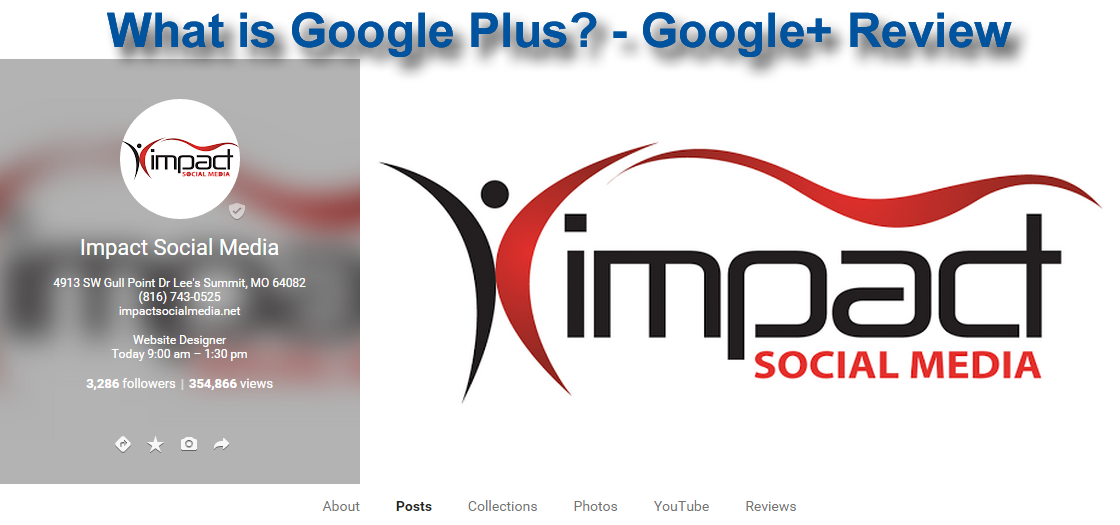 What Is Google Plus Google Plus Review
