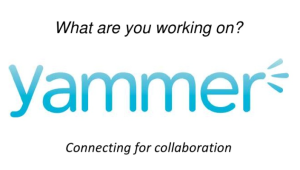 Yammer Enterprise Business Collaboration Tools