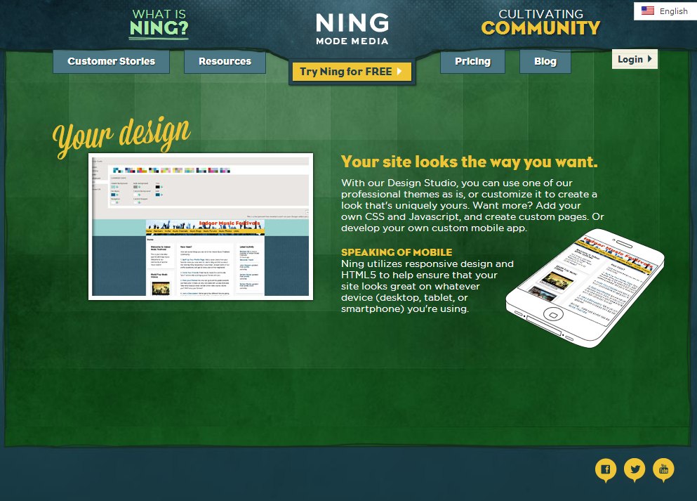 Your Ning Site Looks The Way You Want