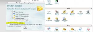 How Hidden Files in Cpanel