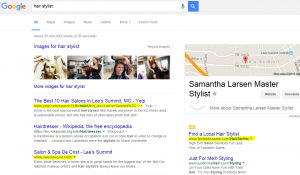 Using Google Search To Find Keyword Competitors