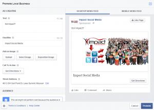 Paid Social Media Marketing At Facebook